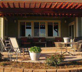 custom patio landscaping design denver