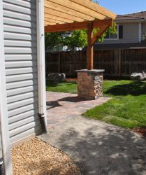 custom landscaping backyard 3