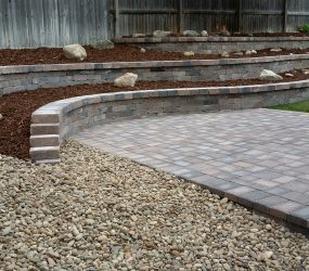 custom landscaping patio 4